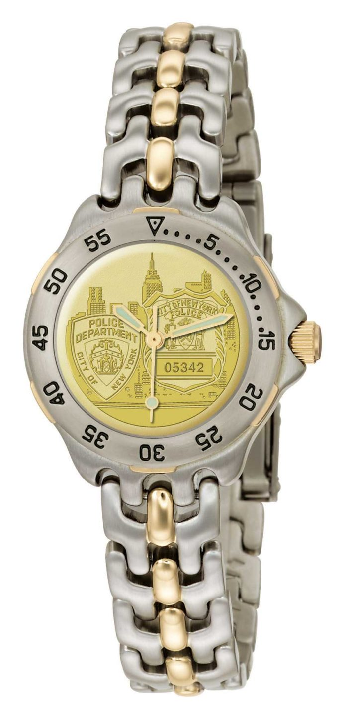 Womens NYPD PO Watch - GSS4966A410 1