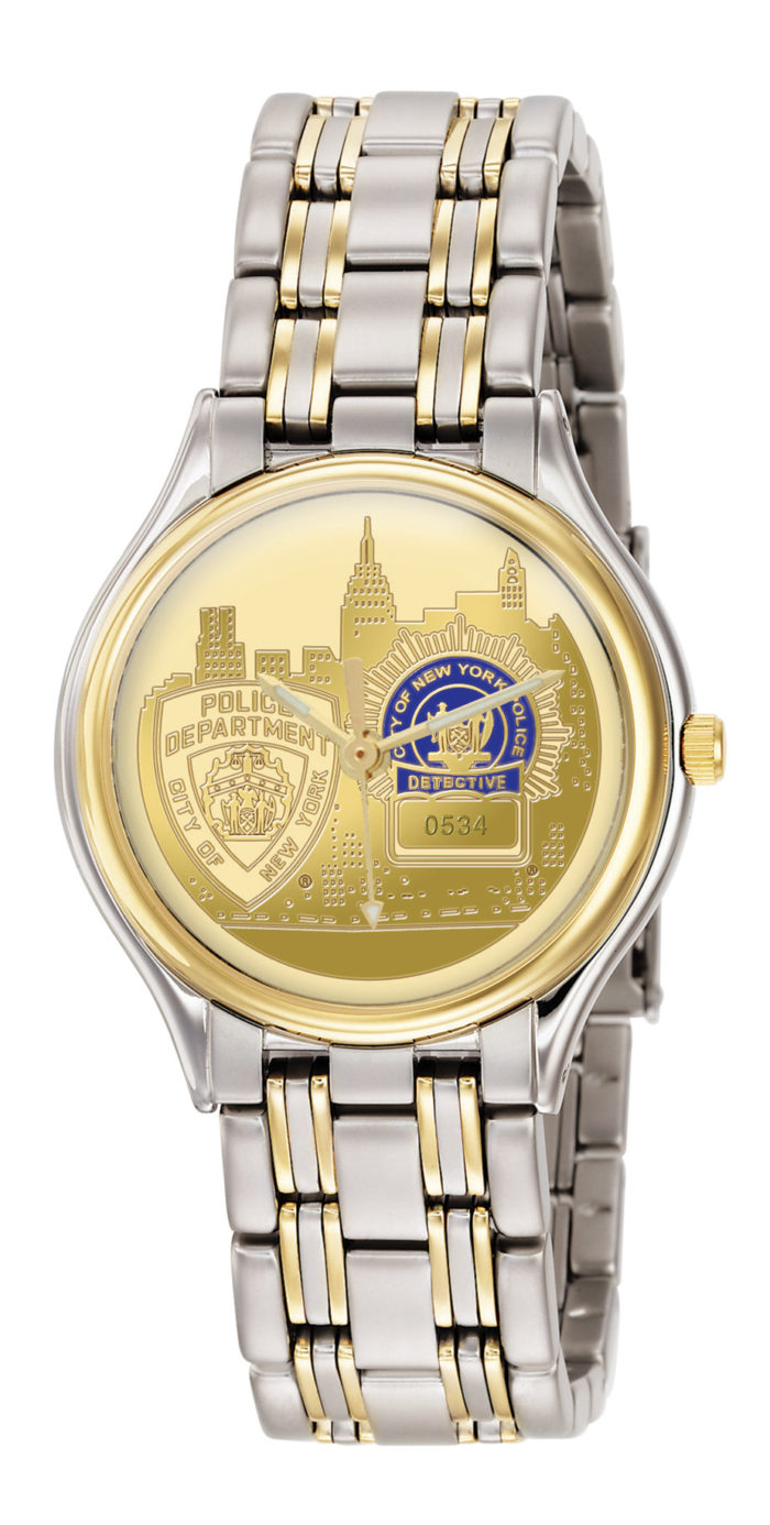 Womens NYPD Detective Watch - GSS2866410 1