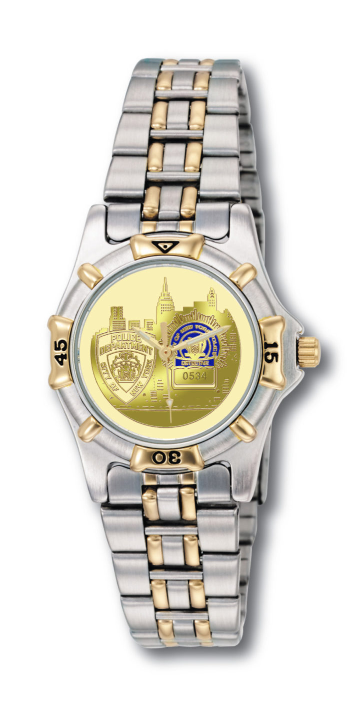 Womens NYPD Detective Watch - GSS3686410 1