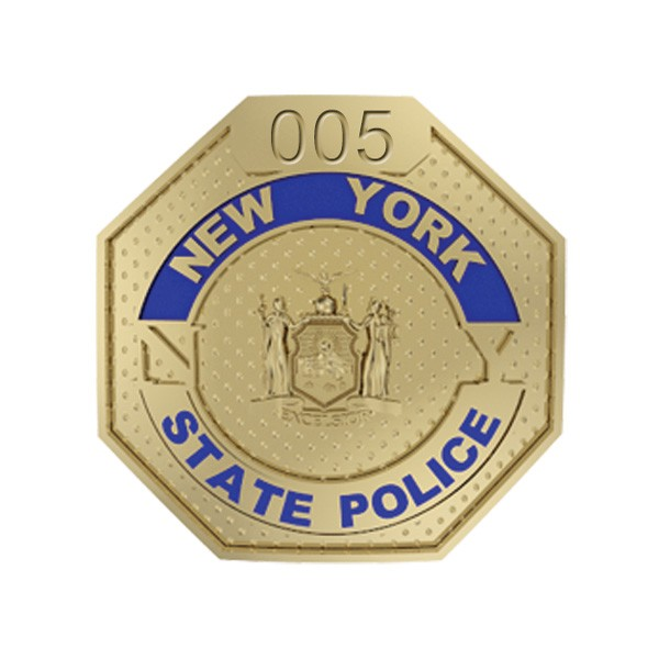 New York State Trooper Family Shield 1