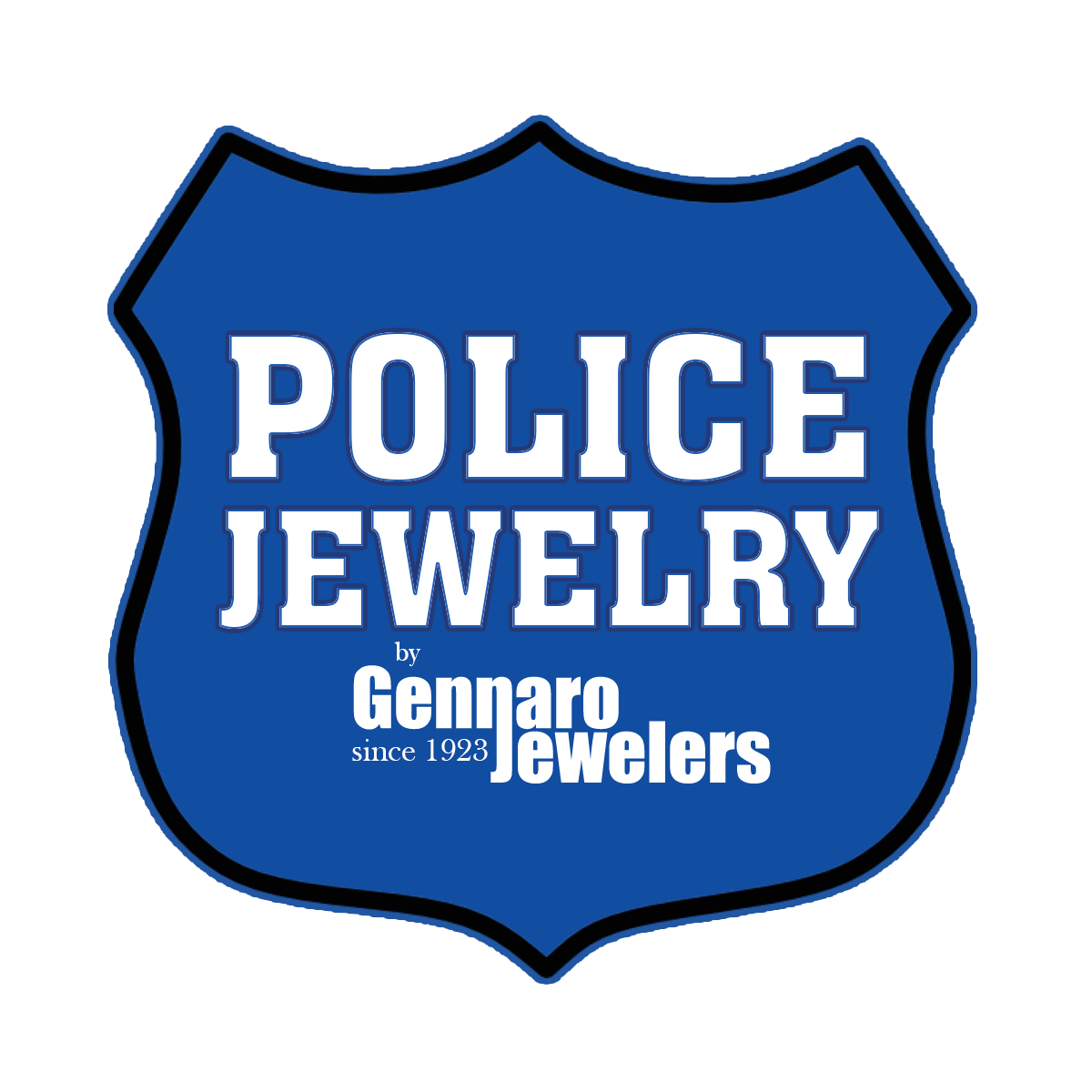 Police Jewelry by Gennaro Jewelers